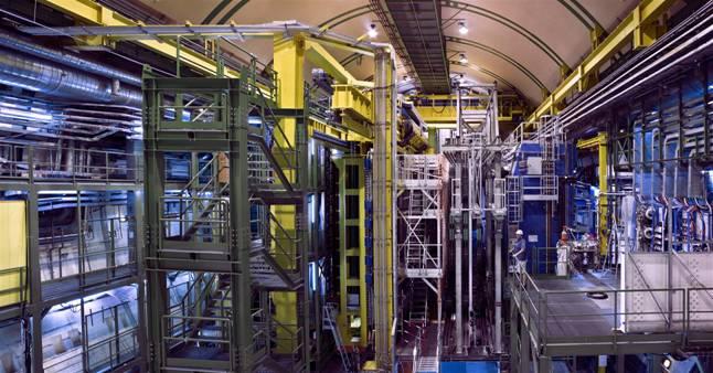 Картинки по запросу эксперимент LHCb